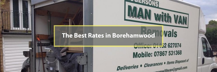 Borehamwood Removal Van Services