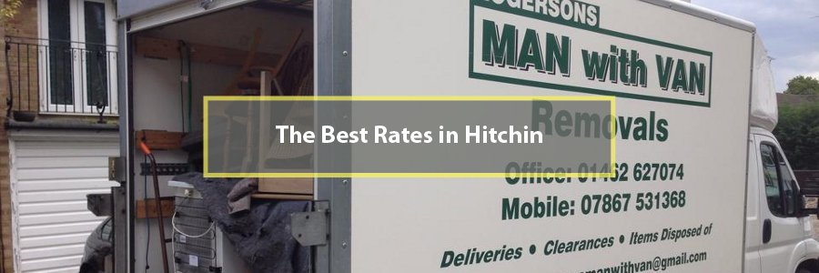 Hitchin Removal Van Services
