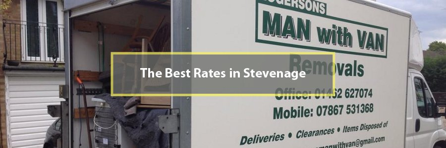 Stevenage Removal Van Services