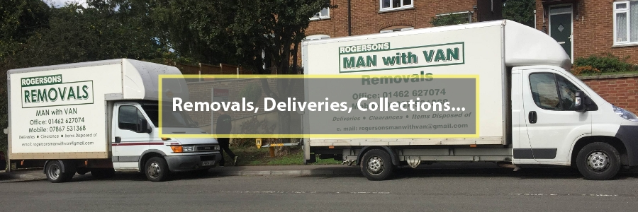 Deliveries Collections Removals